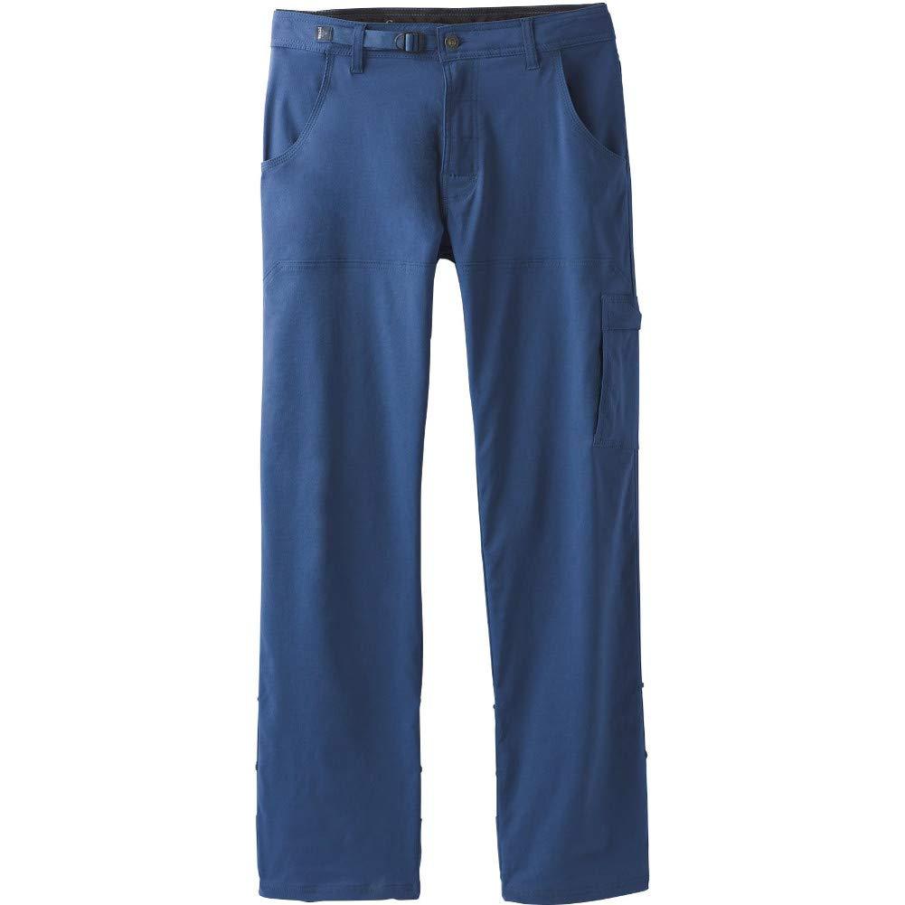 prAna Men's Stretch Zion Pant, Equinox Blue, 28W 30L