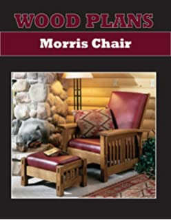 ARTS AND CRAFTS MORRIS CHAIR   MISSION STYLE   PAPER WOODWORKING PLAN