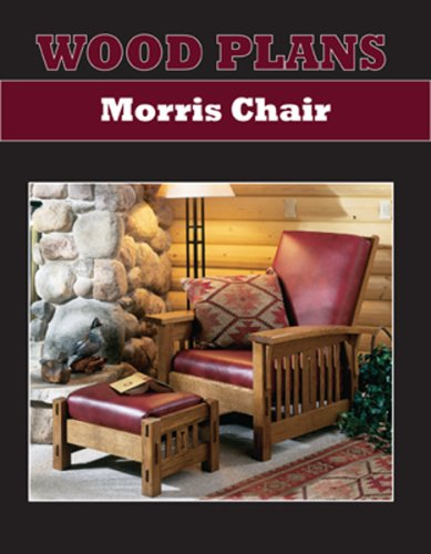 ARTS AND CRAFTS MORRIS CHAIR - MISSION STYLE - PAPER WOODWORKING PLAN