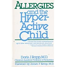 Allergies and the Hyperactive Child