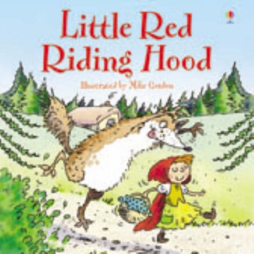 Little Red Riding Hood (Picture Storybooks) (Picture Books) by The Brothers Grimm (2007-07-27)