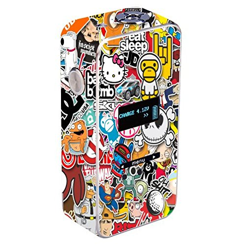 Decal Sticker Skin WRAP - SMY 50W TC - Popular Stickers, Sticker Bomb