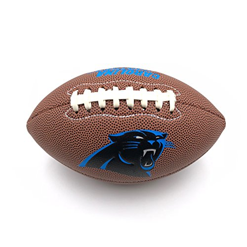 (Jarden Sports Licensing NFL Carolina Panthers OS PDQ Air It Out Football, Youth Size)