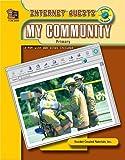 Internet Quests - My Community, Jane Bourke, 0743934040