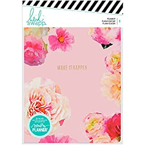 American Crafts 313353 Heidi Swapp Memory Planner Personal Happen