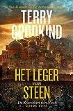 Het Leger van Steen (De Kronieken van Nicci (3)) (Dutch Edition)