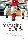 Managing Quality 9781405142793