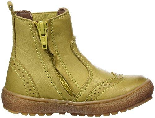 Bisgaard Unisex-Kinder Stiefelette Chelsea Boots Gelb (8000 Yellow)