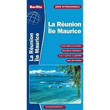 La Réunion, Île Maurice - Carte routière et touristique