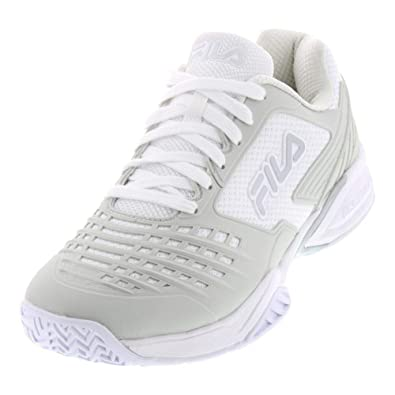 Fila Homme Axilus 2 Energized Chaussures de Tennis Blanc