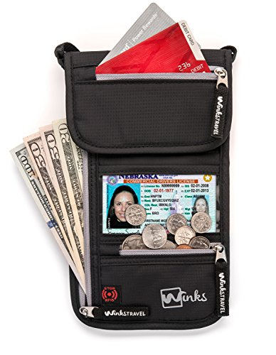 Travel Wallet Passport Holder Blocking product image
