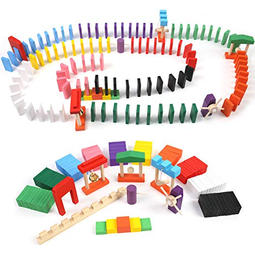 Super Domino Block Set