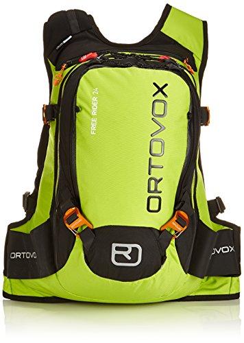 Ortovox Lawinenrucksack Free Rider 18, happy green, 53 x 27 x 18 cm, 24 L, 4673200002