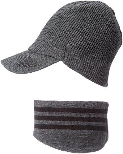 (アディダスゴルフ) adidas Golf 3-WAY バイザーニットキャップ