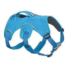 Ruffwear Web Master Dog Harness Medium Blue Dusk