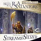 Streams of Silver: Legend of Drizzt: Icewind Dale Trilogy, Book 2 Audiobook by R. A. Salvatore Narrated by Victor Bevine