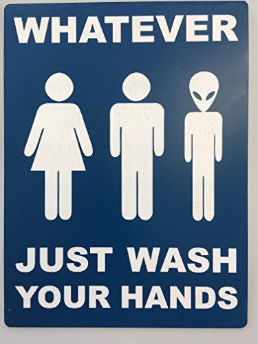 All Gender Restroom Sign by Maverick Advantage (Image #2)