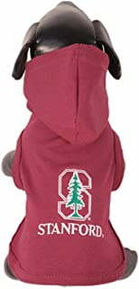 product image for NCAA Stanford Cardinal Cotton Lycra Hooded Dog Shirt