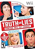 Truth or Lies with Microphone - Nintendo Wii