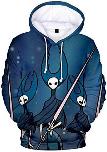 Kapuzenpullover Unisex 3D Druck Hoodies Mit Kängurutasche - Geist DREI Musketiere - Jungen Und Mädchen Erwachsene Kinder Cool Und Ungewöhnliche Mode Straßentanz Weihnachten Sweatshirts -