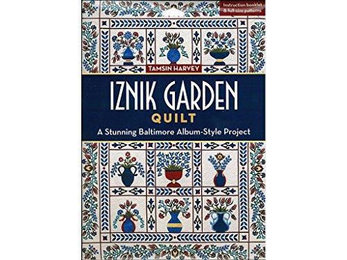 C&T PUBLISHING C&T Iznik Garden Quilt Bk Iznik Back