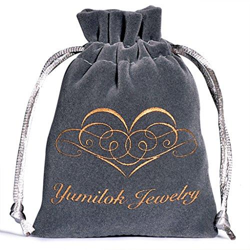 Yumilok Jewelry collier pendentif lumineux bleu en alliage et résine la horloge classique en fashion et rétro beige pour femme homme cadeau Toussaint