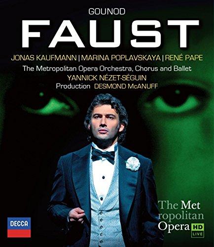 Yannick N zet-S guin - Faust (Blu-ray)