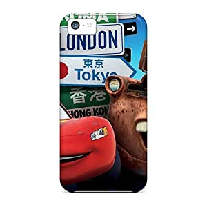 Defender Case With Nice Appearance (cars London Tokyo) For Iphone 5c by mcsharks