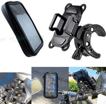 Soporte moto scooter bicicleta ciclomotor scooter impermeable ...