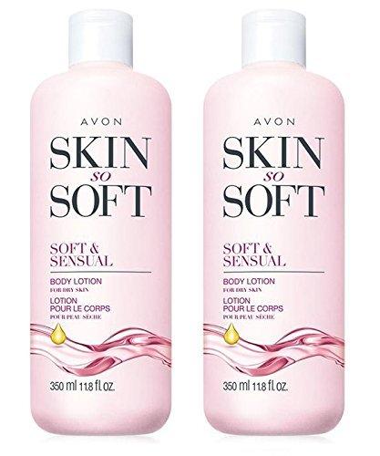 Lot of 2 Avon Skin So Soft SSS Soft & Sensual Ultra Moisturizing Body Lotion 11.8 oz.ea by AVON