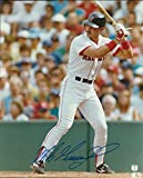 Autographed Mike Greenwell 8X10 Boston Red Sox Photo