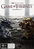 Game of Thrones Season 1-7 | 33 Discs | NON-USA Format | PAL | Region 4 Import - Australia