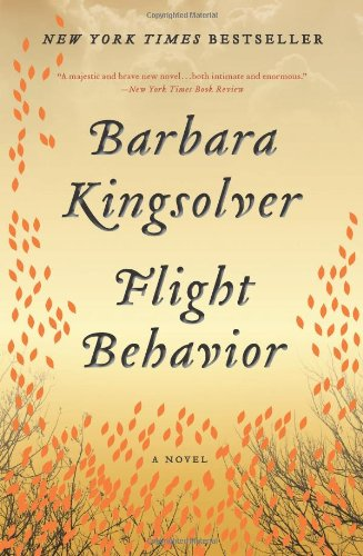 Flight Behavior (2012) (Book) written by Barbara Kingsolver