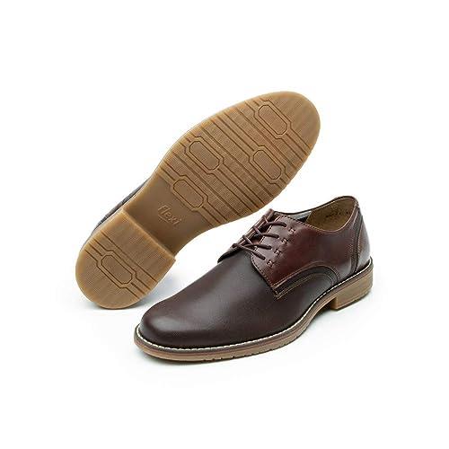 f8791fc7c Flexi Zapato Café Zapato para Hombre: Amazon.com.mx: Ropa, Zapatos y ...