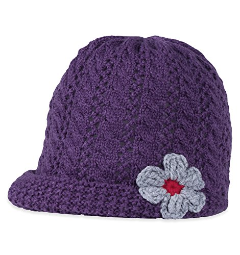 Outdoor Research Girls Ruby Beanie, Elderberry, One Size