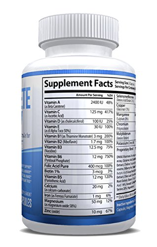 CompleteBrain: Powerful Nootropic and Brain Supplement - Improves Memory, Mood, Focus, Clarity and Creativity 30 Servings by eXplicit Supplements (Image #2)