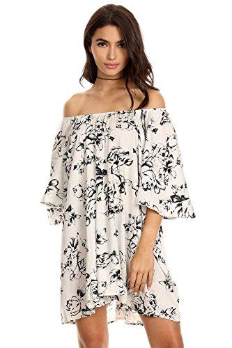 Short Patterned Dresses - 7