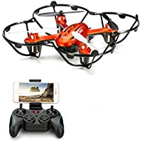 JJRC H6W WiFi FPV With 2MP Camera Headless Mode One Key Return RC Drone Quadcopter