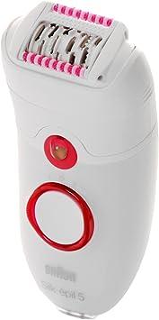 Braun Silk-epil 5-5280 - Depiladora afeitadora con guante de frio ...