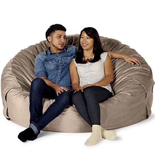Couples Bean Bag Chair - 2