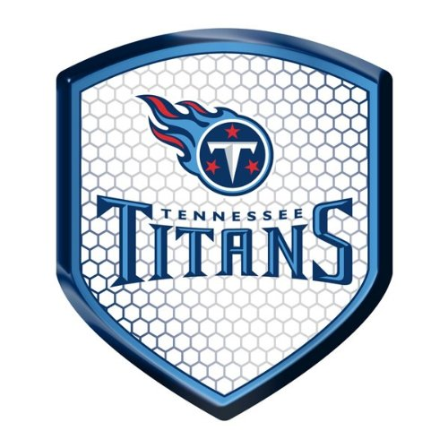 Team ProMark NFL Tennessee Titans Reflector Decal