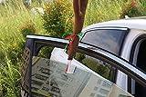 ZATAYE Car Reindeer Antlers & Nose - Window
