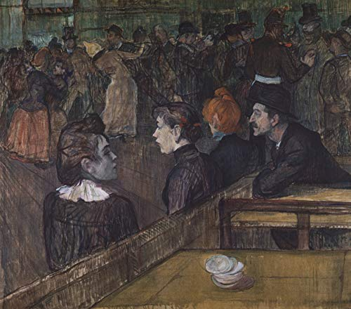 Henri de Toulouse-Lautrec Moulin de la Galette Art Institute of Chicago, Chicago, Illinois 30