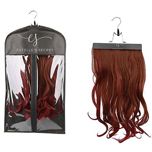 Hair Extension Storage & Travel Kit - Hanger & Bag - Estelle's Secret by Estelle's Secret (Image #1)