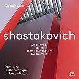 Sinfonie 1/Scherzi/Thema und Variationen/+