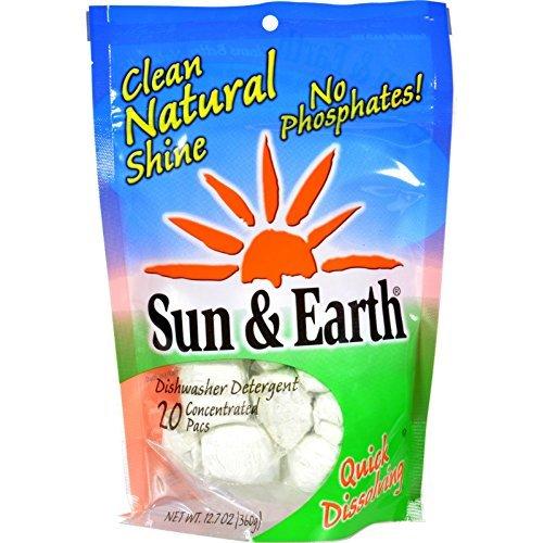 dishwasher detergent sun - 5