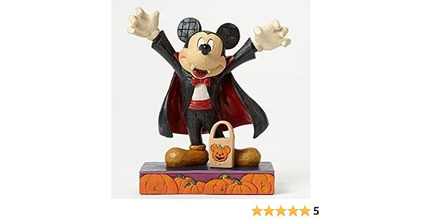 Disney Traditions VIOLET VAMPIRE Minnie Mouse  Jim Shore 6000949 Halloween