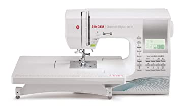 SINGER Quantum Stylist 9960 600-Stitches Computerized Sewing Machine