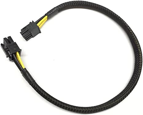 LODFIBER 8pin to 8+6pin Power Cable for DELL T7810 and GPU Video Card 35cm