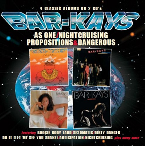 Bar-Kays-As One  Nightcruising  Propositions and Dangerous-(ROBIN20CDD)-2CD-FLAC-2018-WRE Download